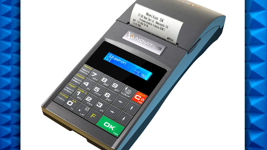 Mobilna drukarka fiskalna